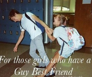guy friend and friends image