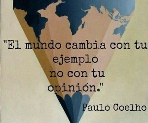 frases, world, and opinion image