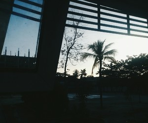 morning, school, and sky image