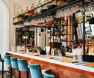 bar, cafe, and france image
