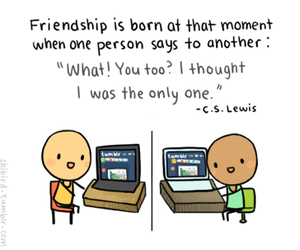 friendship, chibird, and cute image