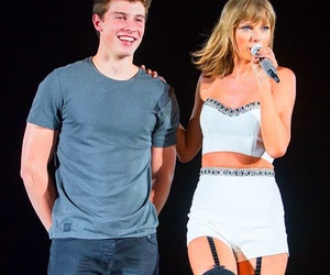 shawn, Taylor Swift, and shawnmendes image