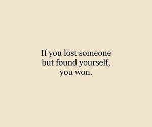 quote, found, and lost image
