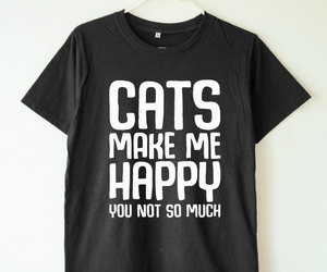 cats, etsy, and graphic image