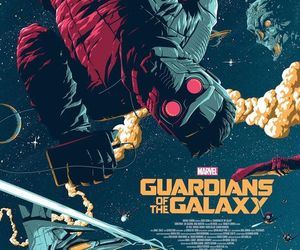 Marvel and guardians of the galaxy image