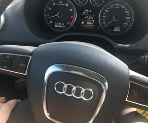 A3, audi, and car image