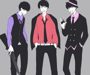 ichimatsu, osomatsu-san, and osomatsu image