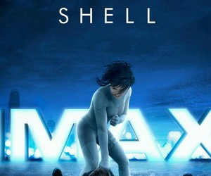 women and ghost in the shell image
