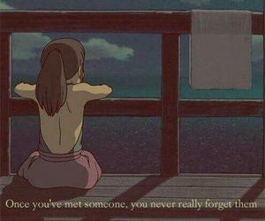 quotes, chihiro, and spirited away image