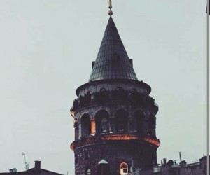 tower and galata image