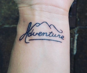 tattoo and adventure image