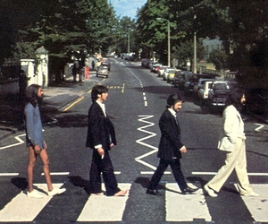 parody, abbey road, and monty python image