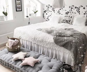 fashion, bed bedroom room, and beautiful love glam image