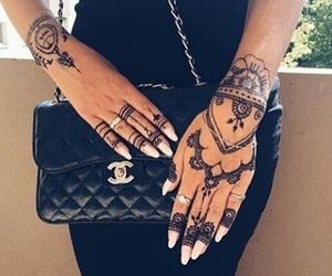 chanel, fashion, and arab arabic image