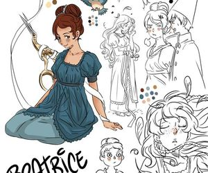beatrice, otgw, and sketch image