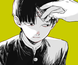 anime, japanese, and mob psycho 100 image