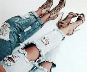 fashion, look book, and outfit image