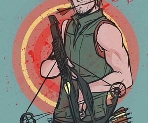 wallpaper, the walking dead, and daryl dixon image