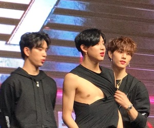 abs, boys, and mark image