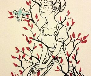 beatrice, sketch, and otgw image