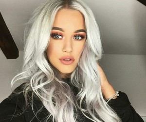 lottie tomlinson, hair, and one direction image