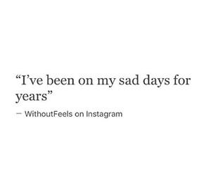 quote, sad, and broken image
