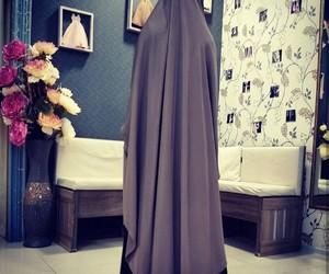 voile and jilbab image