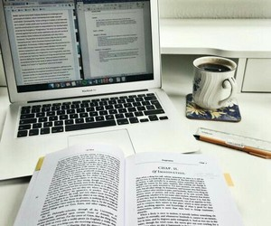 study and book image