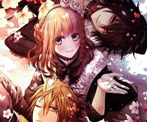 amnesia, anime, and shin image