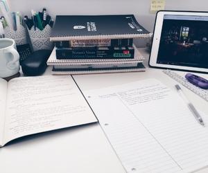 journal, study, and studyblr image
