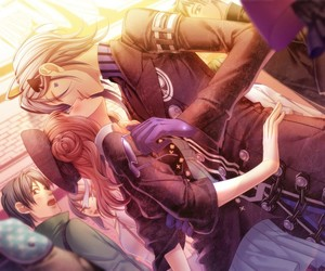 amnesia, ikki, and heroine image