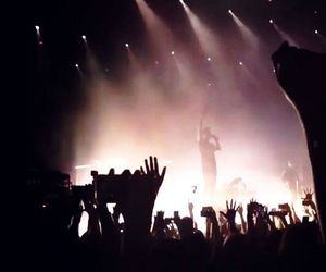 bastille, concert, and moscow image