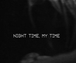 night, grunge, and dark image
