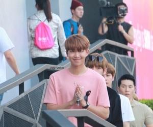 boy, korea, and kpop image