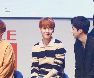 handsome, baekhyun, and byun baekhyun image