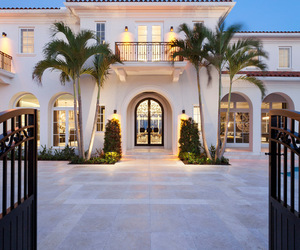 architecture, house, and luxury image