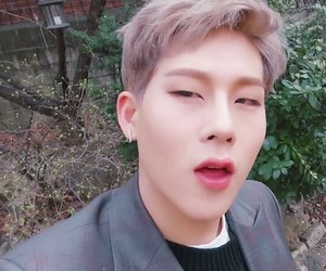 lq, low quality, and monsta x image