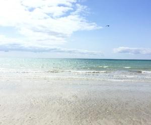 beach, soleil, and sun image
