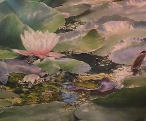art, fiori, and flowers image