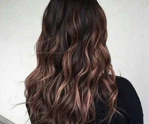 beauty, chic, and hair image