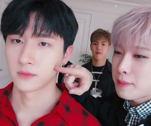 wonho, changkyun, and monsta x image