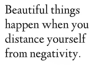 quote and negativity image