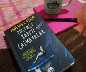 book, rainyday, and coffee image