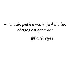 dark eyes, francais, and french image