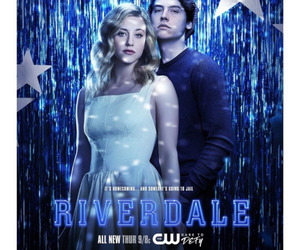 couple, riverdale, and jughead image