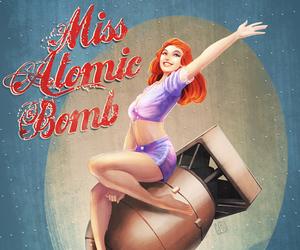 miss atomic bomb image