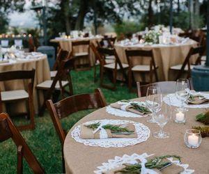 wedding and table image