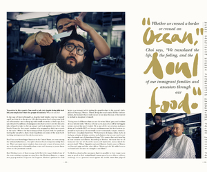 art direction, calligraphy, and editorial design image