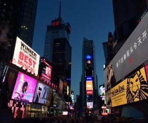 Dream, goals, and new york city image