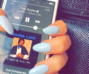 Drake, gel, and nails image